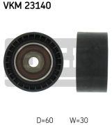 SKF VKM23140 Паразитный / Ведущий ролик, зубчатый ремень