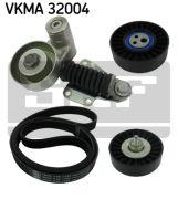 SKF VKMA32004 Поликлиновой ременный комплект