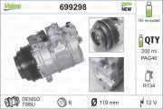 VALEO V699298 Компрессор кондиционера