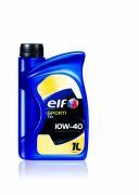 ELF ELF121TXI Масло моторное Elf Sporti TXI 10W40 / 1л. / (ACEA A3/B4, API SL/CF)