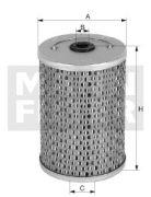 MANN P10181 Топливный фильтр