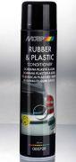 MOTIP MOT000709 Аэрозольный кондиционер для резины и пластика Motip Black Line / 600 мл.
