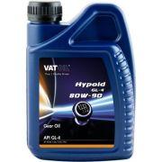 VATOIL VAT211GL4 Масло трансмиссионное VATOIL Hypoid GL-4 80W-90. Масло для МКПП 1л.