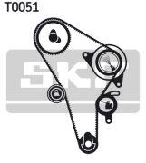 SKF VKMA01010 Комплект ремня ГРМ