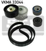 SKF VKMA33044 Поликлиновой ременный комплект