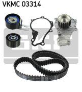 SKF VKMC03314 Водяной насос + комплект зубчатого ремня