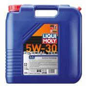LIQUI MOLY LQ1194 Моторное масло LIQUI MOLY Special Tec LL / 5W30 / 20 л. / ( ACEA A3/B4, API SL/CF ) на автомобиль HYUNDAI ACCENT