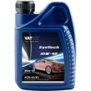 VATOIL VAT121 Масло моторное Vatoil SynTech 10W40 / 1л. / (ACEA A3/B3-12, A3/B4-08, API SL/CF)