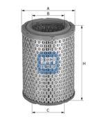 UFI 2781300 Воздушный фильтр