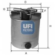 UFI  Топливный фильтр