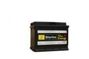 STARLINE SBE60L510 Аккумулятор Starline energy 60Ah 510En левый