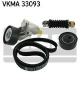SKF VKMA33093 Поликлиновой ременный комплект