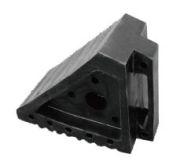 TONGRUN TGTRTS001 Підпірка під колесо 1 шт 330x275x220 мм