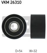 SKF VKM26310 Паразитный / Ведущий ролик, зубчатый ремень