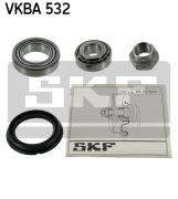 SKF VKBA532 Подшипник ступицы колеса, к-кт.