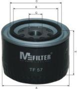 MFILTER TF57 Масляный фильтр