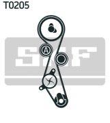 SKF VKMC03257 Водяной насос + комплект зубчатого ремня