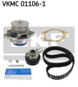 SKF VKMC011061 Водяной насос + комплект зубчатого ремня