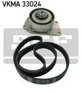 SKF VKMA33024 Поликлиновой ременный комплект