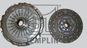 TEMPLIN 083401105108 Комплект сцепления (2-х дисковое) MB ACTROS/AXOR, D=400 mm