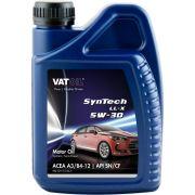 VATOIL VAT101LLX Масло моторное Vatoil SynTech LL-X 5W30 / 1л. / (ACEA A3/B4-12, API SM/CF)
