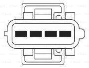 BOSCH 0258006026 Лямбда-зонд на автомобиль CITROEN C-ELYSEE