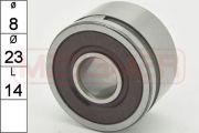 ERA ERA218005 ПодшипникB8-85D Ball Bearing (23x8x14)