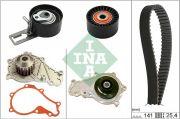 INA 530061230 Водяной насос + комплект зубчатого ремня