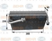 HELLA 8FV351210551 Випарник кондицiонера