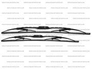 STARLINE SSTSR5841 Комплект стеклоочистителей STARLINE / каркасные / 580•410 мм /