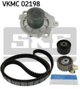SKF VKMC02198 Водяной насос + комплект зубчатого ремня