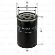 BOSCH 0451103105 Масляный фильтр
