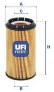 UFI  Масляный фильтр