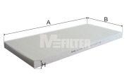 MFILTER K962 Воздушный фильтр