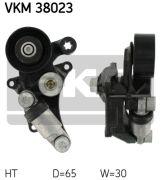 SKF VKM38023 Натяжной ролик, поликлиновой  ремень