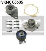 SKF VKMC06605 Водяной насос + комплект зубчатого ремня