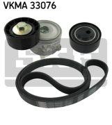 SKF VKMA33076 Поликлиновой ременный комплект
