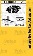 SWF SWF116220 Щетка стек-ля 500 x 2 шт -BMW E36, Renault Logan, Ford Monde