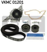 SKF VKMC01201 Водяной насос + комплект зубчатого ремня