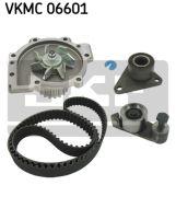 SKF VKMC06601 Водяной насос + комплект зубчатого ремня