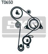 SKF VKMA01256 Комплект ремня ГРМ
