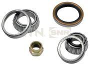 SNR SNRR17011 Подшипник ступицы колеса, к-кт.