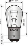 GE GE1077 Автомобильная лампа P21/5W (52 mm) 21/5W 12V (BAY 15d)