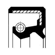 CORTECO COS01033982 Уплотняющее кольцо, ступенчатая коробка передач; Уплотняющее кольцо вала, АКПП