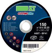 XT XTCD15016 Отрезной диск по металлу 150x1,6 mm