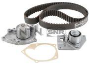 SNR SNRKDP455470 Водяной насос + комплект зубчатого ремня