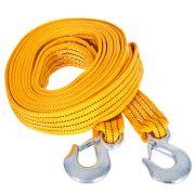 ELIT UNITP20951 Трос буксир ST206B/TP-209-5-1 5т лента 50мм х 6м оранж/2 крюка/сумка