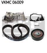 SKF VKMC06009 Водяной насос + комплект зубчатого ремня