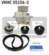 SKF VKMC051563 Водяной насос + комплект зубчатого ремня