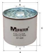 MFILTER DF699 Топливный фильтр